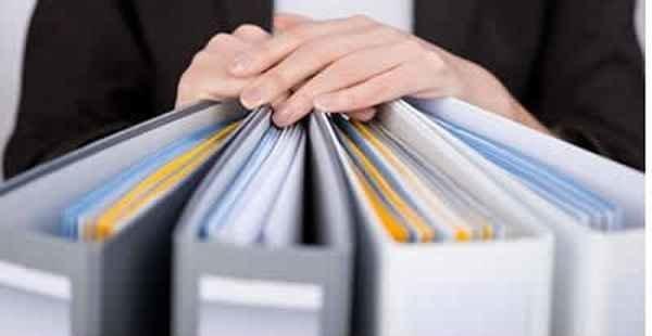 Mudanças nas regras sobre guarda e conservação de comprovantes e ...